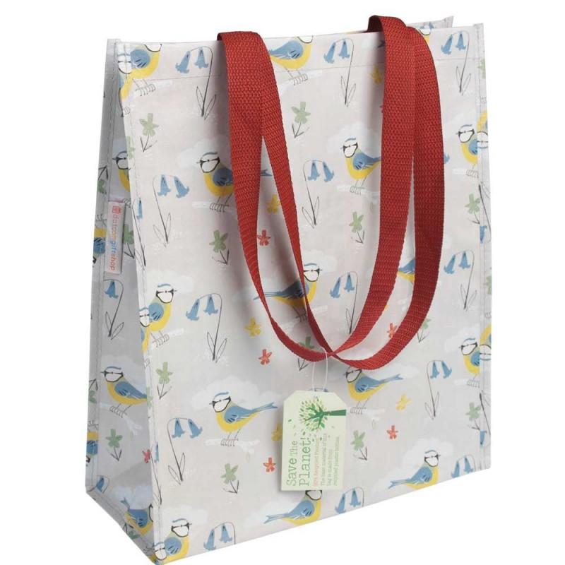 sac de courses en plastique recycl m sanges. Black Bedroom Furniture Sets. Home Design Ideas