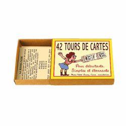 42 Tours de cartes Marc Vidal