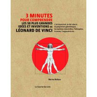Les 50 plus grandes idées et inventions de Léonard de Vinci - 3 minutes pour comprendre