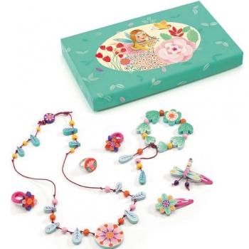Bijoux et sa jolie boîte Paradis des Fleurs