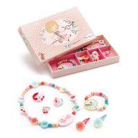 Bijoux et leur boîte Jardin d'été