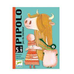 Jeu de cartes de 5 à 10 ans Pipolo Djeco