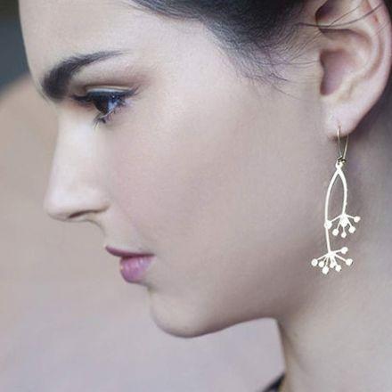 Boucles d'oreilles Hanabi