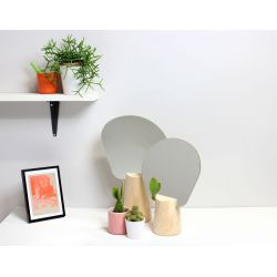 Miroir à pied Ping Pong - petit modèle - Reine Mère