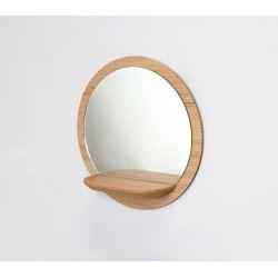 Miroir Sunrise - grand modèle - Reine Mère