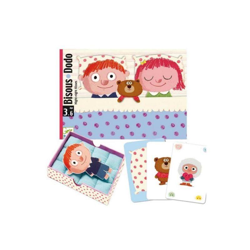 jeu de cartes pour les enfants s 39 endormir. Black Bedroom Furniture Sets. Home Design Ideas