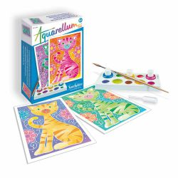 Kit d'aquarelle pour enfants
