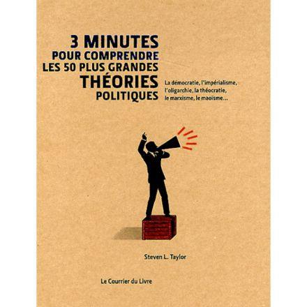 3 minutes pour comprendre les 50 plus grandes théories politiques