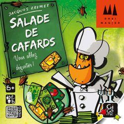 Salade cafards