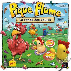 Pique plume - Dès 4 ans