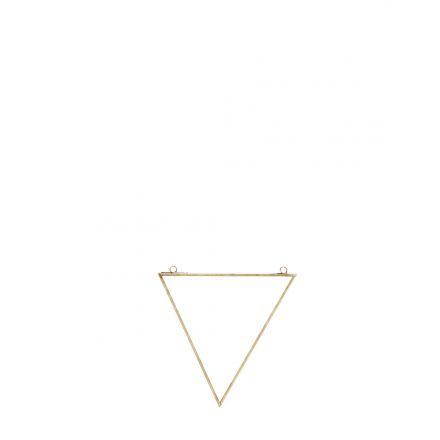 Miroir triangle