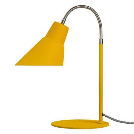 Lampe Gooseneck moutarde