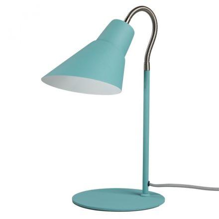 Lampe Gooseneck bleu
