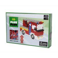 Boîte Pompiers - Box de 760 pièces Plus-Plus