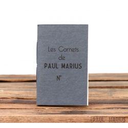 RECHARGE CARNET S PAUL MARIUS