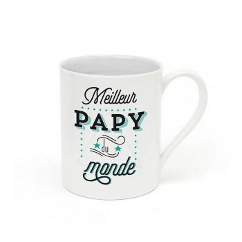 """Mug """"Meilleur papy du monde"""""""