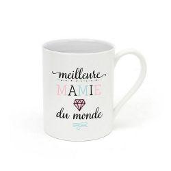 """Mug """"Meilleure mamie du monde"""""""