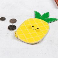 Porte-monnaie Ananas