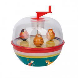 Globe musique cirque Les jouets Métal