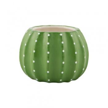 Vase en forme de cactus