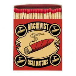 Boîte allumettes Cigar matches 10 cm x 150