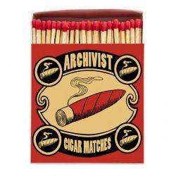 Grande boîte allumettes Cigar matches Archivist Gallery