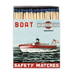 Boîte allumettes Boat 10 cm x 150