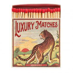 Grande boîte allumettes New tiger Archivist Gallery