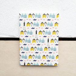 Petit carnet Sein 14 cm