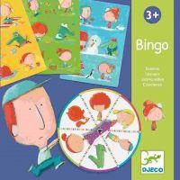 Bingo des saisons Djeco