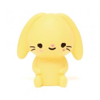 Veilleuse lapin jaune bunny