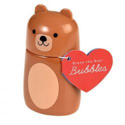 Jeu bulles de savon Bruno l'ours