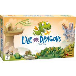 L'île aux dragons
