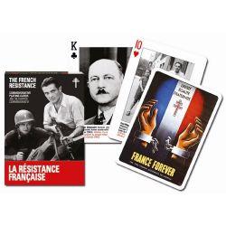 Cartes La résistance française