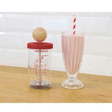 Milkshake fait à la main en 30 secondes Cookut