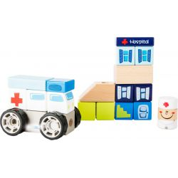 Kit de construction ambulance sonore