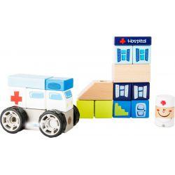 Kit de construction ambulance sonore