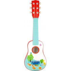 Guitare renard
