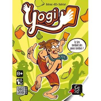 Yogi - Dès 8 ans Gigamic