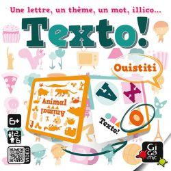Texto - Dès 6 ans