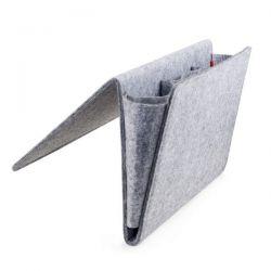 Pochette de rangement pour lit