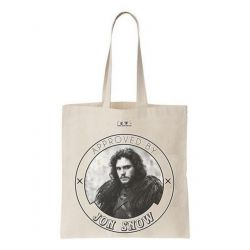 Tote bag - Approved by John Snow
