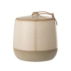 Pot hermétique en céramique - 11 cm - Bloomingville