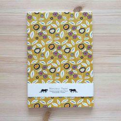 Carnet floraison 21 cm - Monsieur Papier