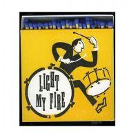 Grande boîte allumettes Light my fire 10 cm x 150