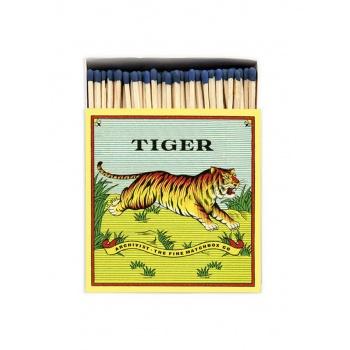 Grande boîte d'allumettes Tiger Archivist Gallery