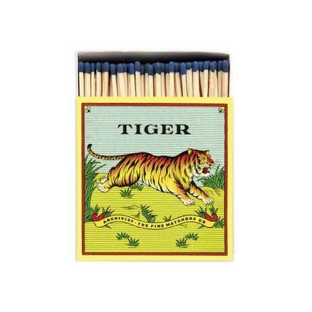 Grande boîte allumettes Tiger 10 cm x 150