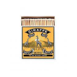 Grande boîte d'allumettes Girafe Archivist Gallery