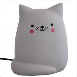 Grande lampe chat
