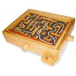 Labyrinthe en bois à bille